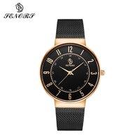 SENORS Quartz Watches Men Top Brand Luxury Man Clock Bracelet Watch Male Wristwatch Relogio Masculino