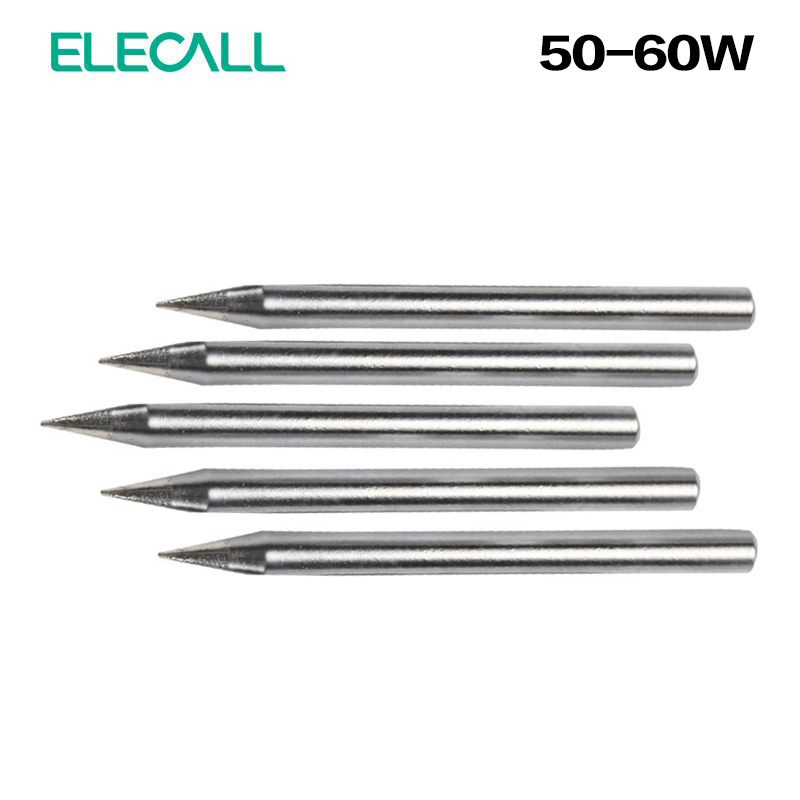 ELECALL Best Sale 50-60 W Replacement Soldering Iron Tip Leader-Free Solder Tip