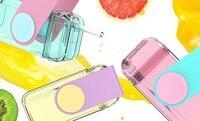 300 ml Soku Napój Dla Dzieci Pole dla Studentów, sport i Piknik-100% BPA DARMO Świąteczne Śliczne Bidon z Dodatkowym Słomy