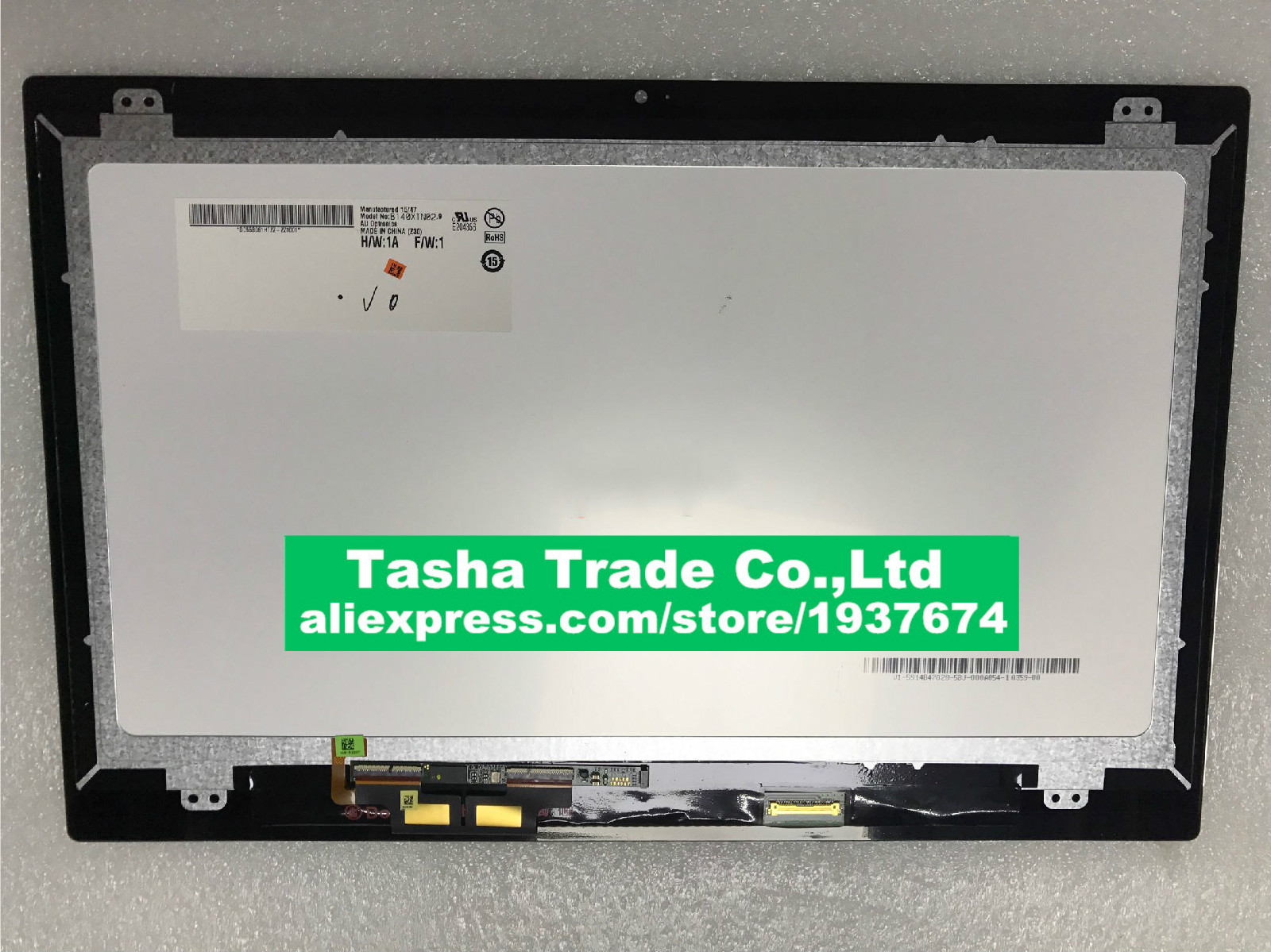 For Acer Aspire R14 R5-471 R5-471T LCD Assembly Laptop Screen with Touch Digitizer screen Touch Panel Assembly original 14 touch lcd screen for acer aspire r14 r3 471 r3 471t touch led lcd screen digitizer assembly