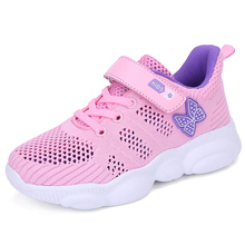 childrens shoes for girls High quality kids sneakers girls,summer casual breathable school