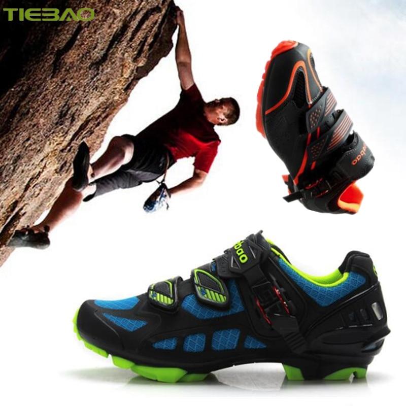 Tiebao Cycling shoes sapatilha ciclismo mtb 2019 zapatillas hombre deportiva Bike sneakers women mountain bike superstar