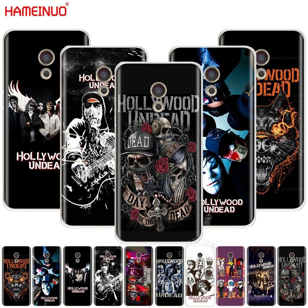 HAMEINUO hollywood undead крышка телефона чехол для Meizu M6 M5 M5S M2 M3 M3S MX4 MX5 MX6 PRO 6 5 u10 U20 Примечание плюс