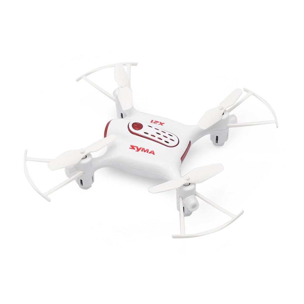 SYMA X21 Mini Drone RC RTF 2.4 GHz 4CH gyroscope 6 axes/maintien d'altitude/Rotation de 360 degrés