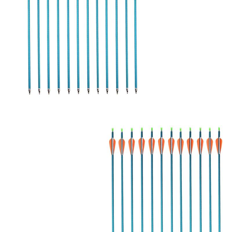6 pces 12 pces arco e flecha