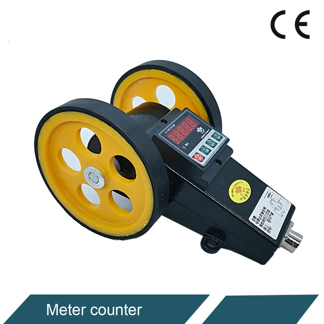 LK-90SC AC 220V length controller meter counter digital counter for printing packing textile plastic application wholesale kdt b 600 digital automatic constant tension controller for printing and textile