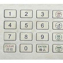 Банк, фондовый сервис клавиатура с паролем PK8160 OEM/ODM доступны