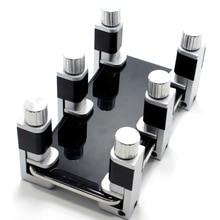 4 개/대/전화 수리를위한 휴대 전화 수리 키트 세트 조정 가능한 플라스틱 클립 고정 장치 LCD 화면 클립 도구 키트
