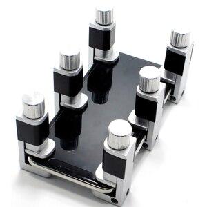 Image 1 - 4 Pieces / Set of Mobile Phone Repair Kit for Telephone Repair Adjustable Plastic Clip Fixture LCD Screen Clip Tool Kit