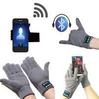 Winter Warm Scooter Gloves For Xiaomi M365 Smart Tough Screen Bluetooth Wireless Gloves Hands Free Calls