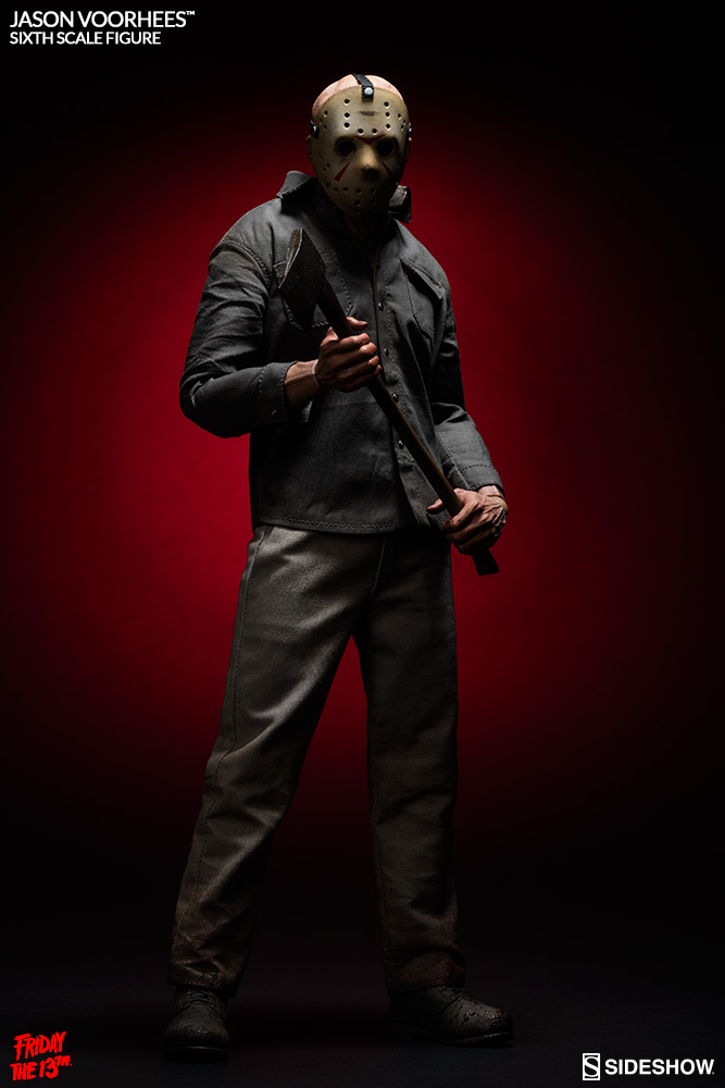 1/6 scale figure Friday the 13th Killing spree Jason Voorhees 12 Action figure doll Collectible Model plastic toy kind worth killing