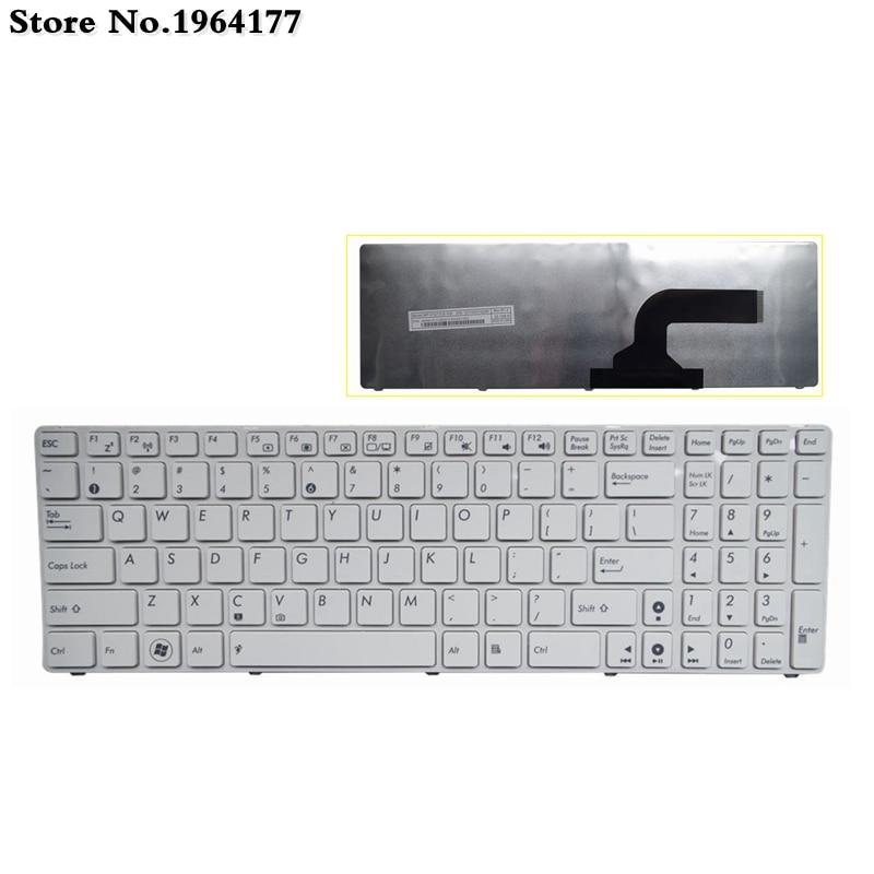 New for ASUS X73E X73S X73SD X73SJ X73Sl X73SM X73SV X75A US Gray-black Keyboard