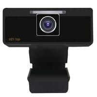 720 P Yüksek çözünürlüklü Kamera, bilgisayar Ağ Kamera, Iş Video USB Kamera Toptan üretim
