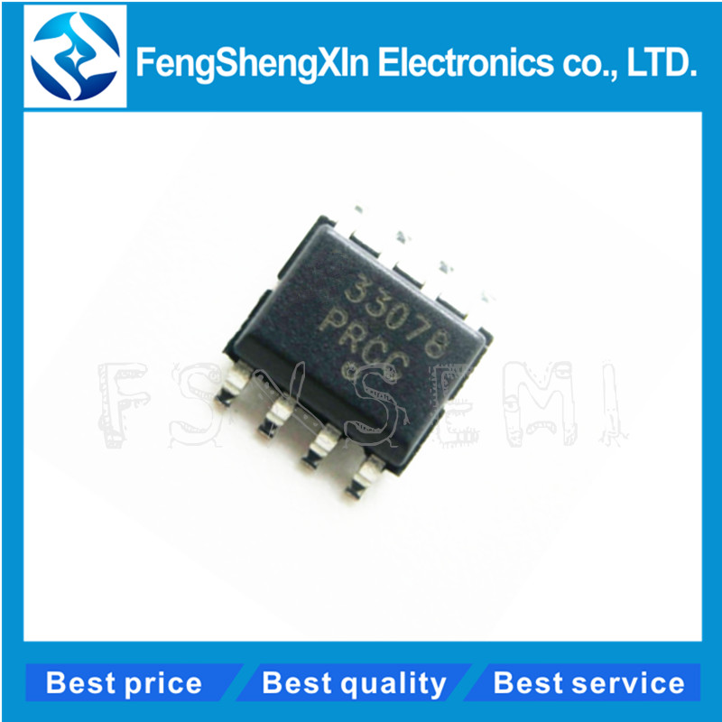 10pcs/lot MC33078DR2G <font><b>MC33078</b></font> MC33078DR 33078 SOP-8 Low Noise Dual/Quad Operational Amplifiers IC image