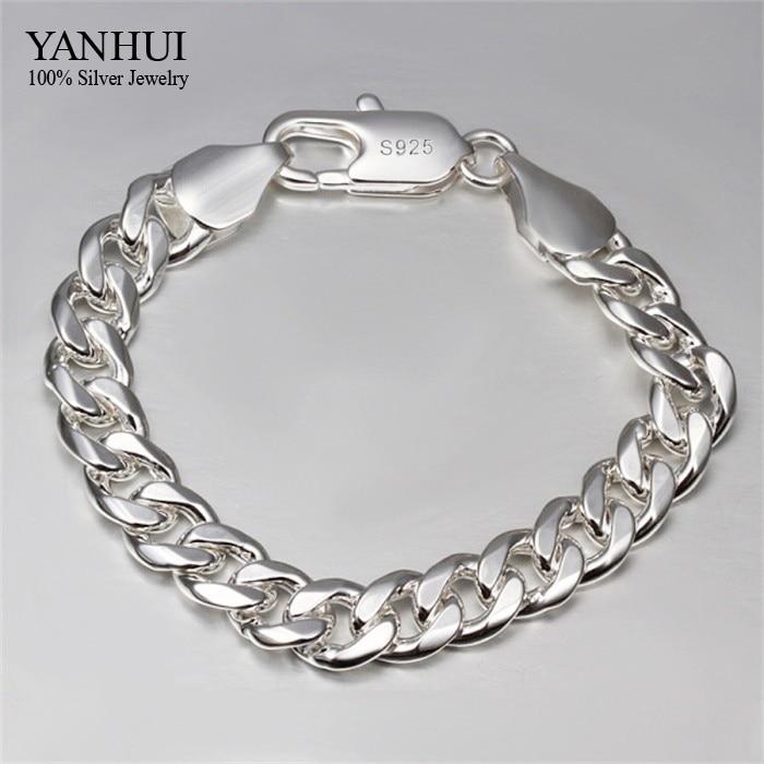 yanhui brand fine jewelry 100 925 sterling silver bangles. Black Bedroom Furniture Sets. Home Design Ideas