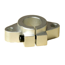 Linear optical axis diamond horizontal fixed support SHF60 Bearing support accessories