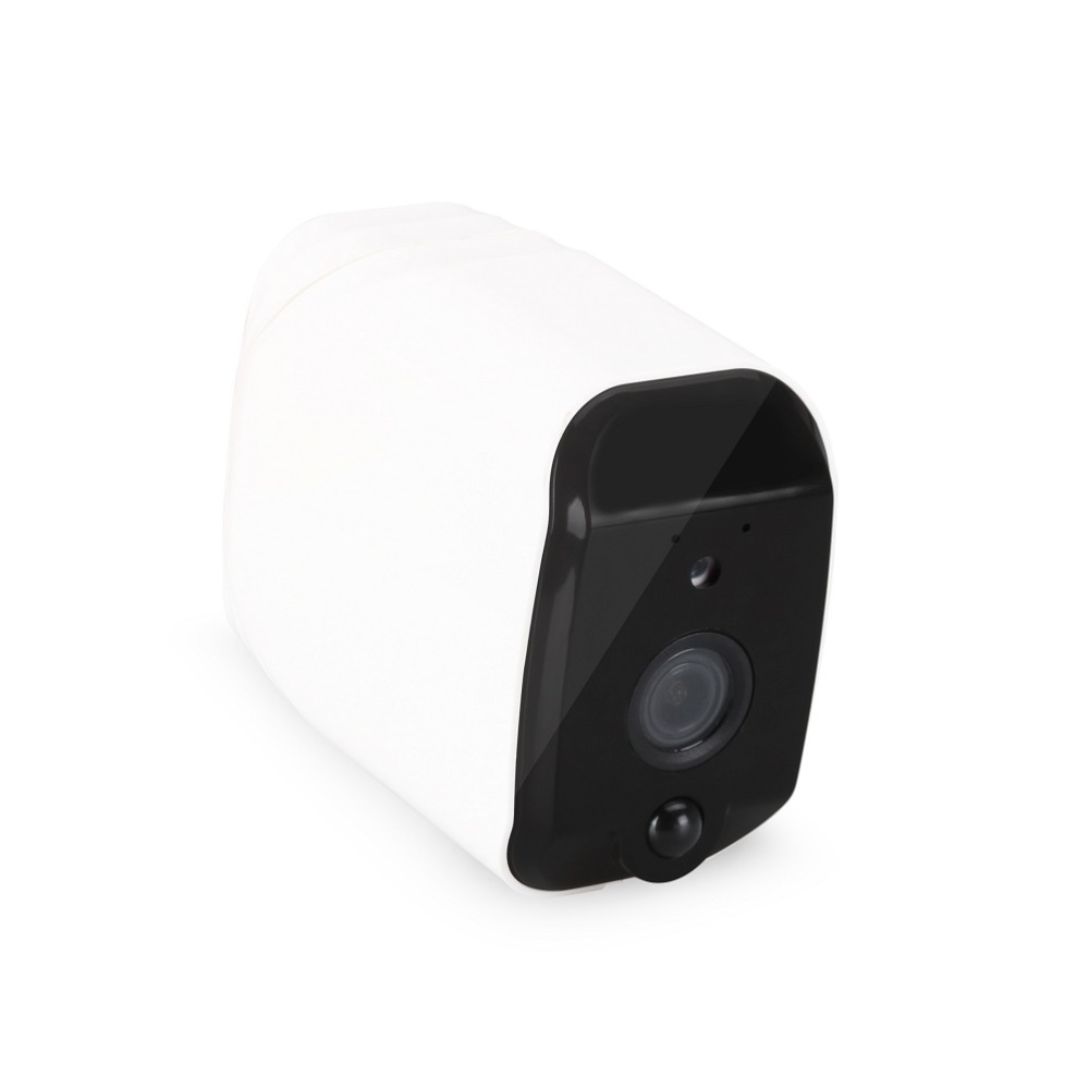 WiFi Security Camera,Camera Battery Operated with Two-Way Audio,IR Night Vision,