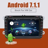 New Quad Core VW Android 4 4 Car DVD GPS VW GOLF 5 6 POLO JETTA