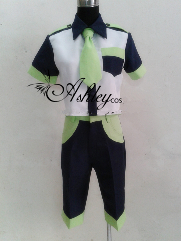 DMMD Dramatical Murder Noiz Cosplay Costume