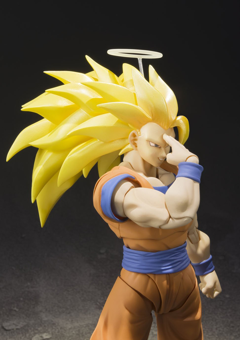 bandai tamashii nations dragon ball z super saiyan goku - HD 973×1376