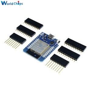 1 комплект для Wemos MINI D1 ESP32 WiFi + Bluetooth для Wemos D1 Mini Esp8266 модуль с контактами Новое поступление в наличии