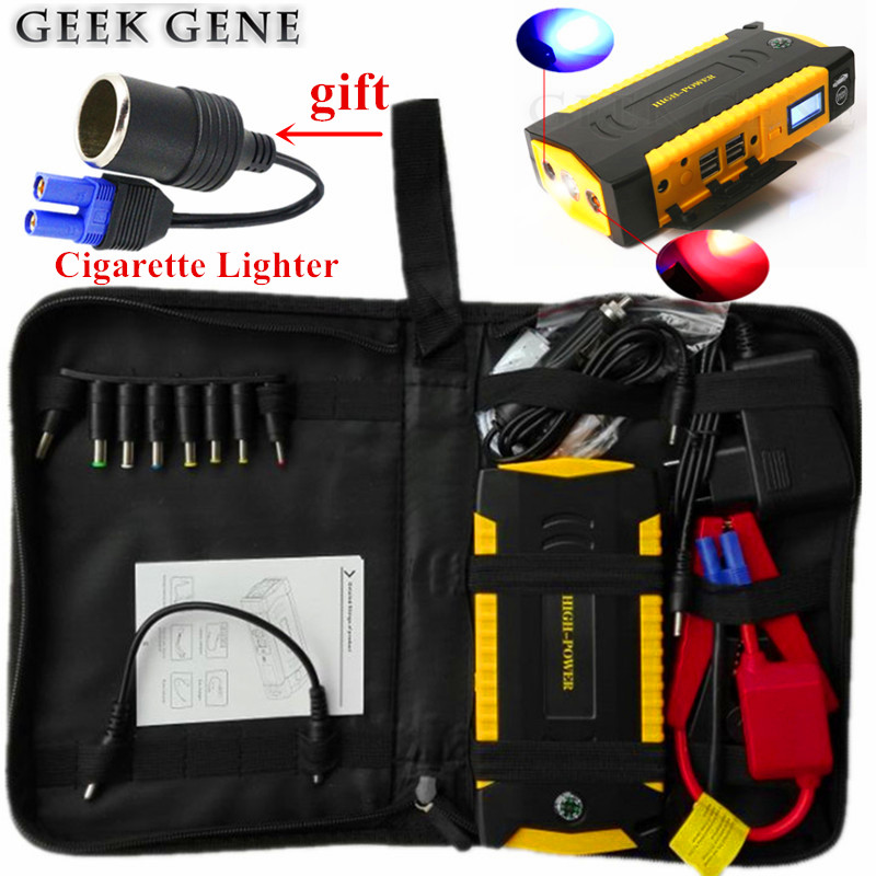 Car Jump Starter 600A Portable Starting Device Lighter Power Bank 12V Charger For Car Battery Booster Starting Petrol Diesel CE starting a business for dummies