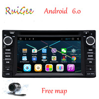 2 Din Android 8.01 car multimedia player GPS navigation 2din car DVD player head unit for TOYOTA Corolla Camry Rav4 Previa HILUX