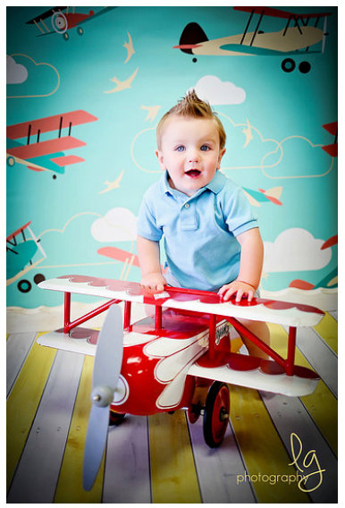 HUAYI Photography Backdrop airplane Children Custom Photo Prop backgrounds D-2731 shanny autumn backdrop vinyl photography backdrop prop custom studio backgrounds njy33
