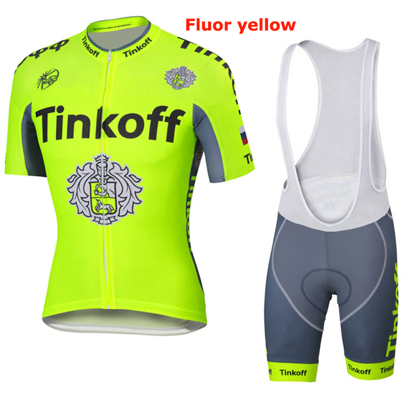 2017 Men's Tinkoff Short Sleeve Cycling Jersey kit/Ropa Ciclismo Summer MTB Cycling Clothing/Breathable bike jersey bicycle wear предметы гигиены bike cycling clothing bicycle wear suit short sleeve jersey