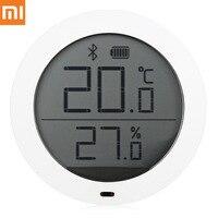 Xiaomi Hygrothermograph Termômetro Inteligente Bluetooth Tela de LCD de Alta Sensibilidade Sensor De Temperatura E Umidade Higrômetro Casa Inteligente|Instrumentos de temperatura| |  -