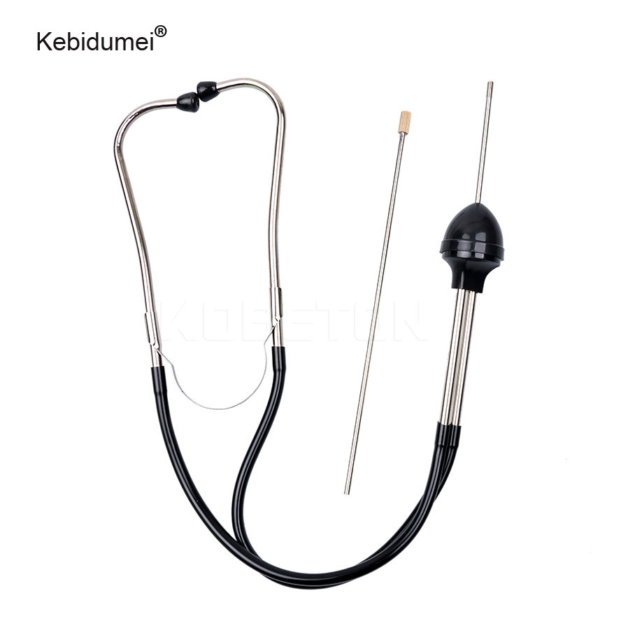 kebidumei high quality professional diagnostic tools engine block stethoscope car detector
