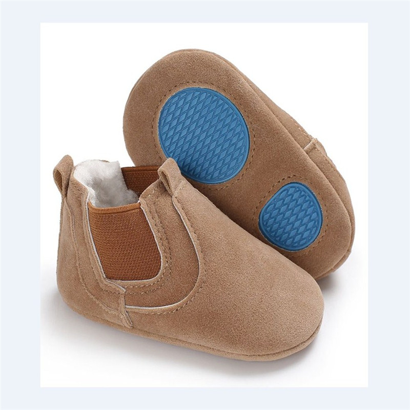 Toddler Newborn Baby Boy Girl Leather Soft Sole Crib Shoes Toddler Kids Sneakers Casual Print Prewalker New Fashion Shoes