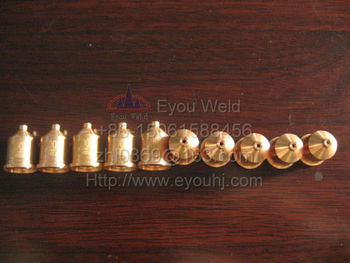 40 pcs 100Amp (Nozzle 220011) Plasma Cutting Consumables [ for 1650 torch]