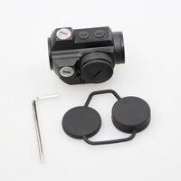 SPINA OPTICS 1X20 Micro light weight pocket Red Dot For Pistol Glock , Rifle sight