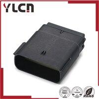 Alta calidad 20 Pin conectores automotrices coche auto arnés de alambre eléctrico 20way conector