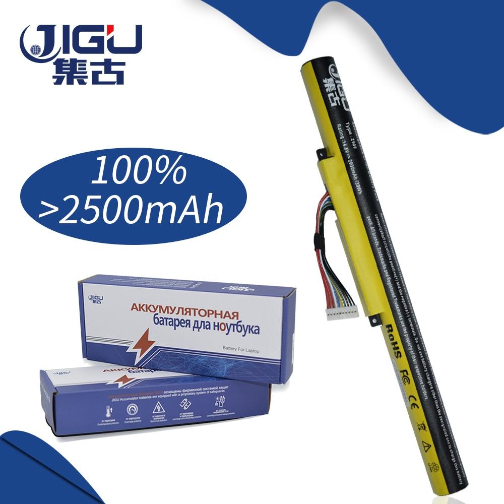 JIGU Laptop Battery For LENOVO For Ideapad Z400 Z400S Z400A Z400T Z510 Z510A Z500 Z500A L12S4K01 L12L4K01 lenovo ideapad z510