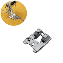 1Pcs Small Screw Sequin DIY Sewing Presser Feet for Sewing Machines 2019 Creative Multifunction Sewing Machine Accessories