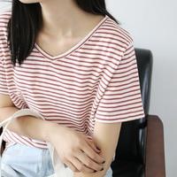 Shirt Harajuku Ulzzang Tumblr Women T shirt Kawaii T shirt Femme X259