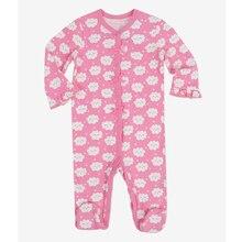 Комбинезоны для маленьких девочек; Одежда для новорожденных мальчиков 3, 6, 9, 12, 18, 24 месяцев; детская одежда