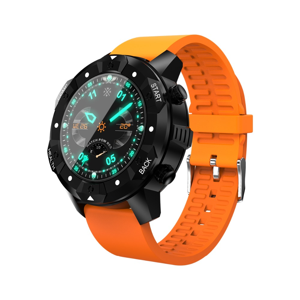 696 F3 Android 5.1 Smart Watch 3G MTK6580 16GB Bluetooth SIM Heart Rate Monitor
