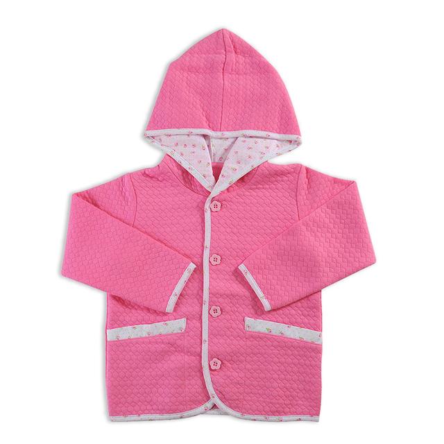 LeJin Niña Ropa Niñas Bebés Prendas de abrigo Sudaderas Con Capucha de la Muchacha Sudadera Chaqueta para la Primavera Otoño