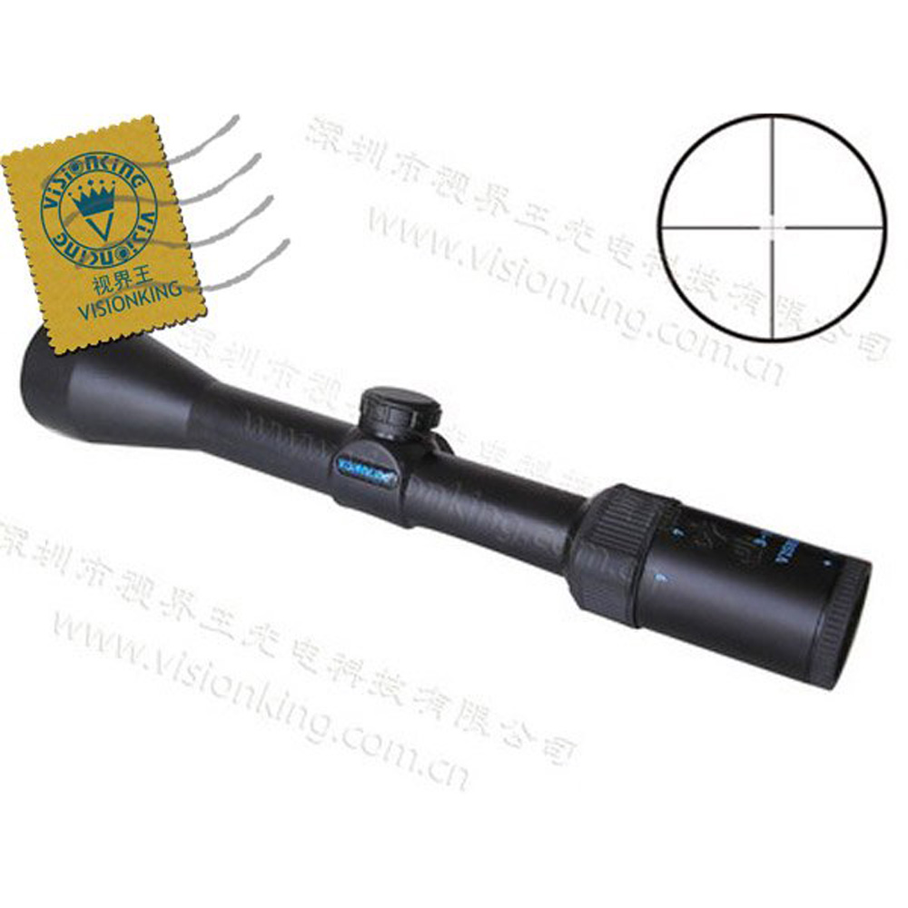 ФОТО Visionking 3-9x40I Rifle Scope Perfect For Hunting Black Matte Tactical Riflescopes Waterproof Military Riflescope High Quality