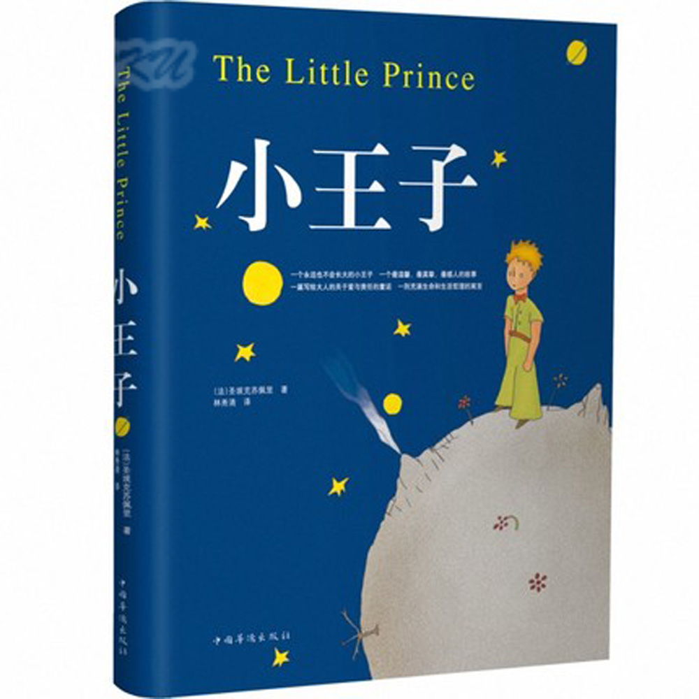 World Famous Novel Xiao Wang Zi (Chinese Edition ) Book For Children Kids Story And Learn Chinese Book