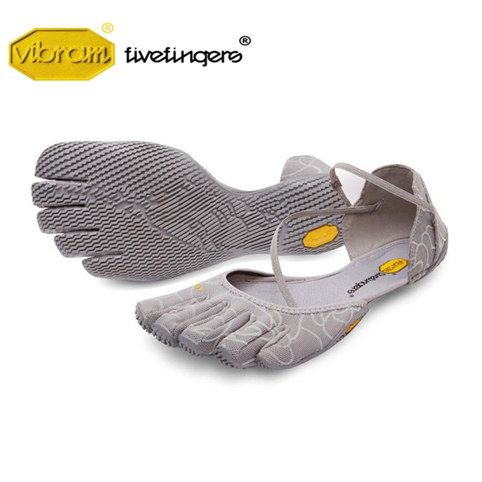 Vibram Fivefingers VI S zapatillas de deporte antideslizantes resistente al desgaste cinco dedos interior entrenamiento de danza Yoga Pilates zapatos