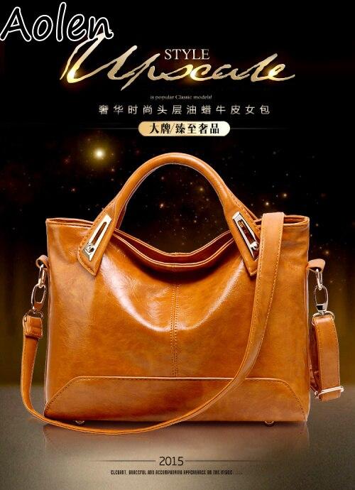 aolen bolsa do homensageiro para Shoulder Bag Leather : Shoulder Bag
