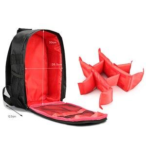 Image 2 - Bolsa para cámara Digital Dslr, impermeable, a prueba de golpes, transpirable, mochila para cámara Nikon, Canon, Sony, pequeña