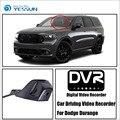 Автомобильный видеорегистратор YESSUN  цифровой видеорегистратор  фронтальная камера для Dodge Durango HD 1080P  парковочная камера без заднего хода