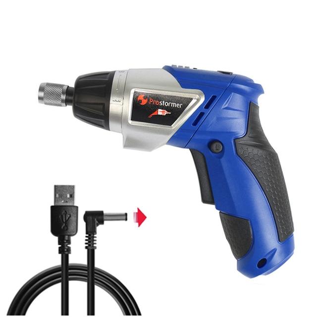 Prostormer12V/3.6V electric drill/screwdriver multifunction handheld convenient woodworking can choose various plugs EU/AU/UK/US 5