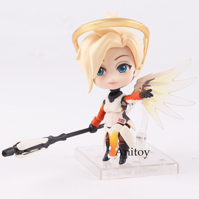 Nendoroid 790 Mercy Classic Skin Edition PVC Mercy Figure Action Figure Collectible 2