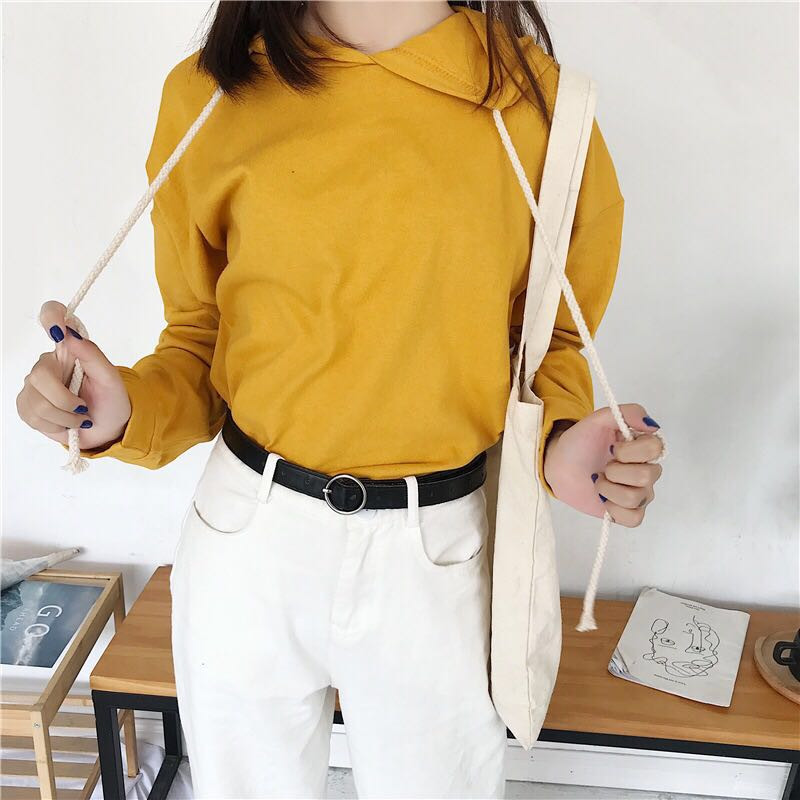 2018 nouveau coton confortable sweat à manches longues BY-10 T